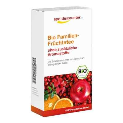 Bio Familien-Früchtetee Filterbeutel  bei apotheke.at bestellen