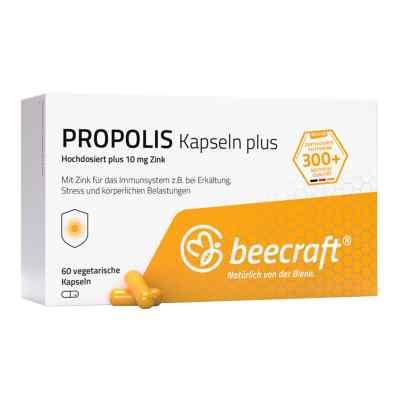 Beecraft Propolis Kapseln Plus  bei apotheke.at bestellen