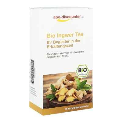Bio Ingwer Tee Filterbeutel von apo-discounter  bei apotheke.at bestellen