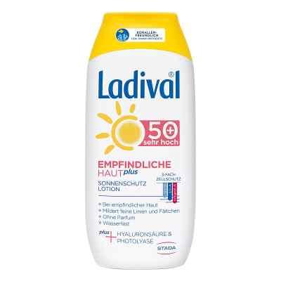 Ladival empfindliche Haut Plus Lsf 50+ Lotion  bei apotheke.at bestellen