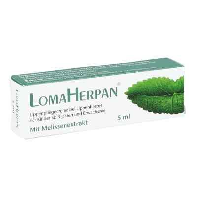 Lomaherpan Lippenpflegecreme mit Melissenextrakt  bei apotheke.at bestellen