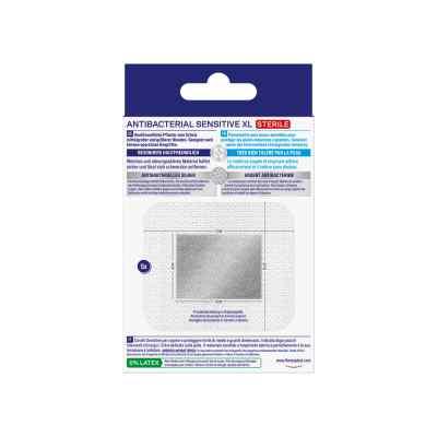 Hansaplast Antibacterial Sensitive XL 6x7  bei apotheke.at bestellen