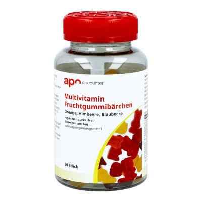 Gummibären Multivitamin vegan und zuckerfrei von apo-discounter  bei apotheke.at bestellen