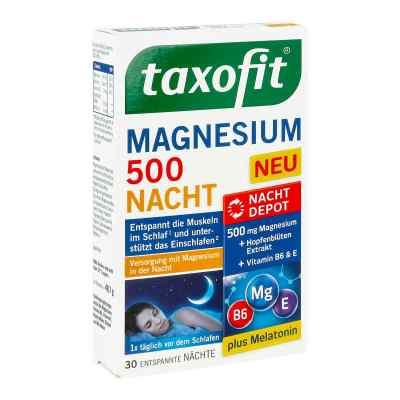 Taxofit Magnesium 500 Nacht  bei apotheke.at bestellen