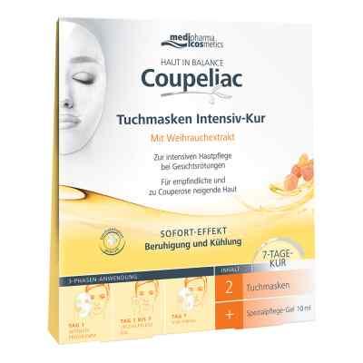 Haut In Balance Coupeliac Tuchmasken Intensiv-Kur  bei apotheke.at bestellen