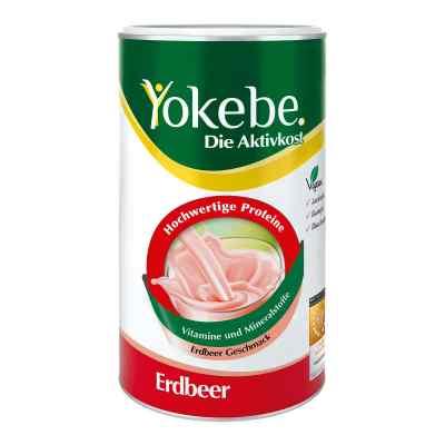 Yokebe Erdbeer Lactosefrei Nf2 Pulver  bei apotheke.at bestellen