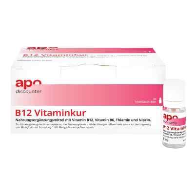 B12 Vitaminkur Trinkampullen  bei apotheke.at bestellen
