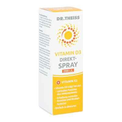 Dr. Theiss Vitamin D3 Direkt-Spray 2000 internationale Einheiten  bei apotheke.at bestellen