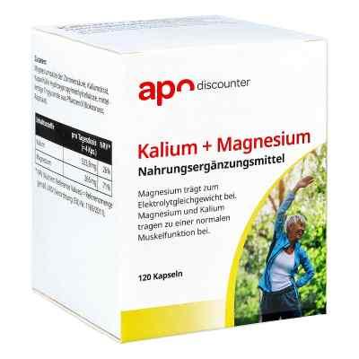 Kalium + Magnesium Kapseln von apo-discounter  bei apotheke.at bestellen