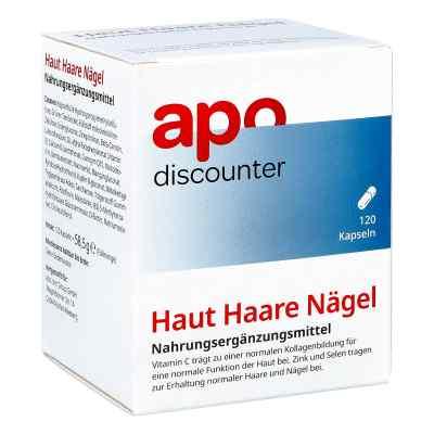 Haut Haare Nägel Kapseln von apo-discounter  bei apotheke.at bestellen